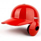 브렛 프로 헬멧 (유광 적색) 좌귀/우타