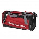 [R601] Rawlings 하이브리드 더플 팀 백팩 (적색)