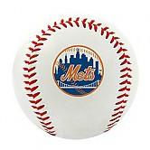 Rawlings 2018 MLB 오피셜 레플리카 로고볼 (뉴욕 메츠)