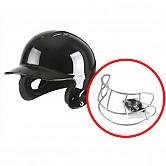 BMC 2020 유소년 헬멧 안면보호대 탈부착가능 (검정)