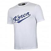 KOREA 반팔티셔츠 (백색)
