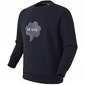 [KT 위즈] 스피치 버블 맨투맨 티셔츠 (검정)