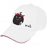 [KT 위즈] 빅 오리지널 모자 (백색)
