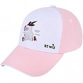 [KT 위즈] 런닝 또리 오리지널 모자 (분홍)