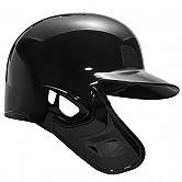 [1901-007] 골드 헬멧 (유광 검정) 우귀/좌타자 + 검투사 탈부착
