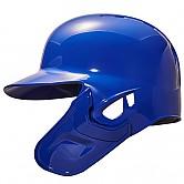 [1901-013] 골드 헬멧 (유광 청색) 좌귀/우타자 + 검투사 탈부착