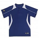 [Y0111WTS24] 데상트 유소년 하계티셔츠 (청색) 160