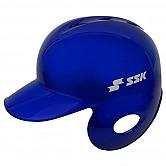 SSK 초경량 헬멧 (유광 청색) 좌귀/우타 XL