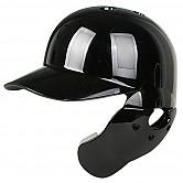 엑스필더 초경량 헬멧 (유광 검정) 우타/좌귀 + 검투사 탈부착