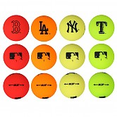 [MLB] 구단 2피스 골프공 (컬러)
