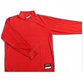 [BOK-100] ZETT 폴라언더셔츠 (적색)