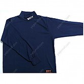 [BOK-100] ZETT 폴라언더셔츠 (남색)