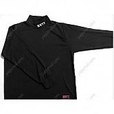 [BOK-100] ZETT 폴라언더셔츠 (검정)