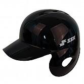 SSK 초경량 헬멧 (유광 검정) 좌우선택