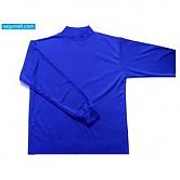 골드 목 언더셔츠 (올청색)