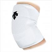 [6316-08] 데상트 팔꿈치보호대 (백색)