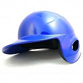 미성 타자 헬멧 (유광 청색) 우귀/좌타