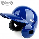 브렛 프로 헬멧 (유광 청색) 양귀