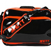 [508] ZETT 개인원정용 가방 (검정+오렌지)