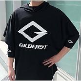 골드이스트 고기능성 아이싱티셔츠 (검정)