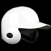 BMC 경량 헬멧 (유광 백색) 양귀