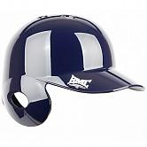 BMC 경량 헬멧 (유광 남색) 우귀/좌타자