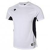 [S5221ZTS01] 데상트 하계티셔츠 (백색)